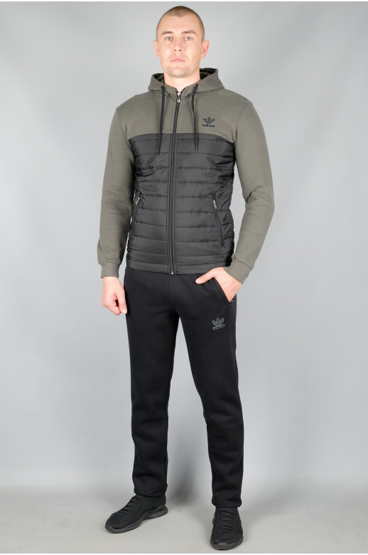 Зимний спортивный костюм Adidas (Adidas-zzz-7377-1)