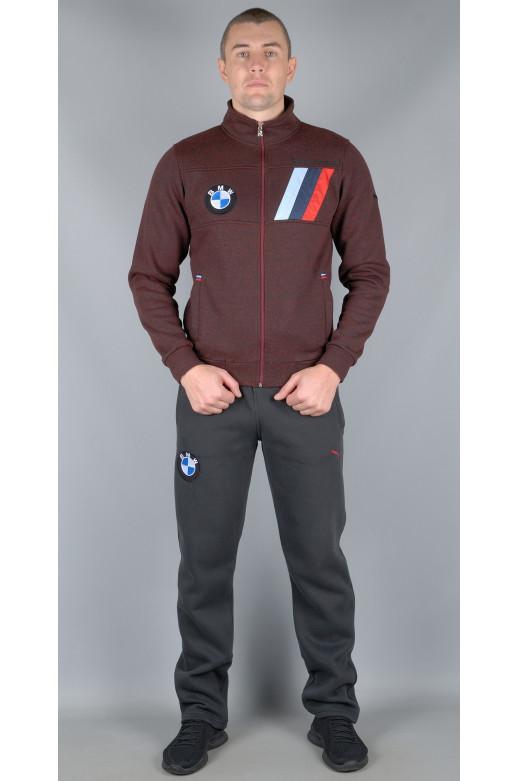 Зимний спортивный костюм Puma BMW  (Puma-BMW-zzz-1272-1)