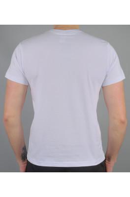 Мужская футболка Adidas (Adidas-А0130-6)
