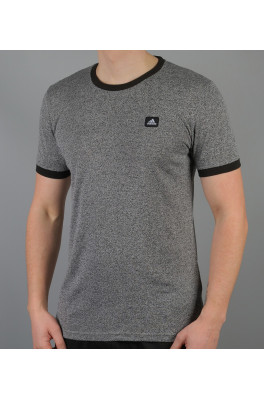 Мужская футболка Adidas (Adidas-0502-1)