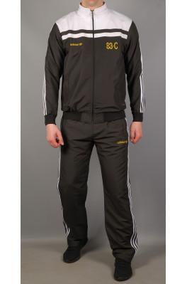 Мужской спортивный костюм Adidas (Adidas-01069-2)