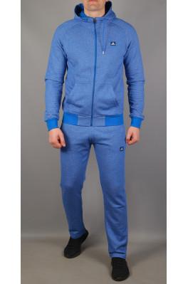 Мужской спортивный костюм Adidas (Adidas-0744-1)