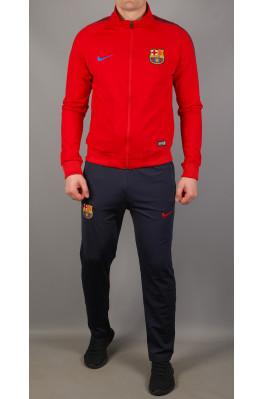 Мужской спортивный костюм Nike (Nike-1771-1)