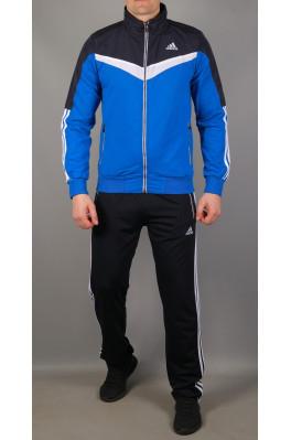 Мужской спортивный костюм Adidas (Adidas-3153-1)