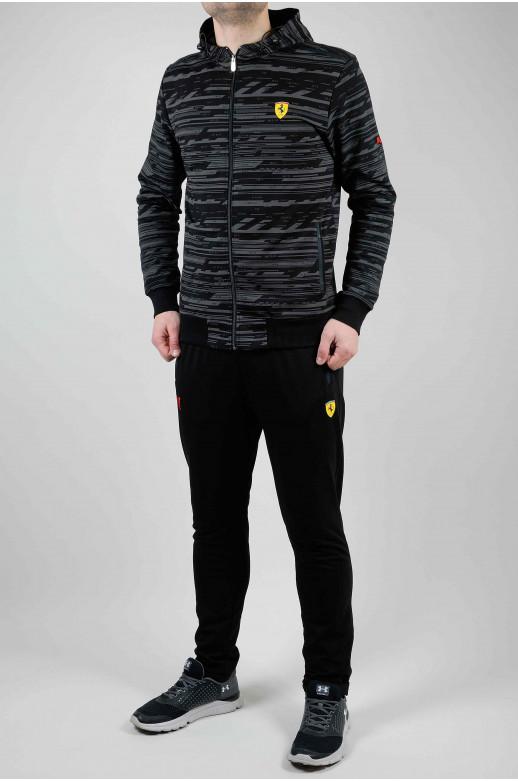 Мужской спортивный костюм Puma Ferrari. (2262-1)