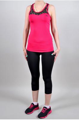 Спортивный костюм Adidas (Бриджи + майка) (4005-1)