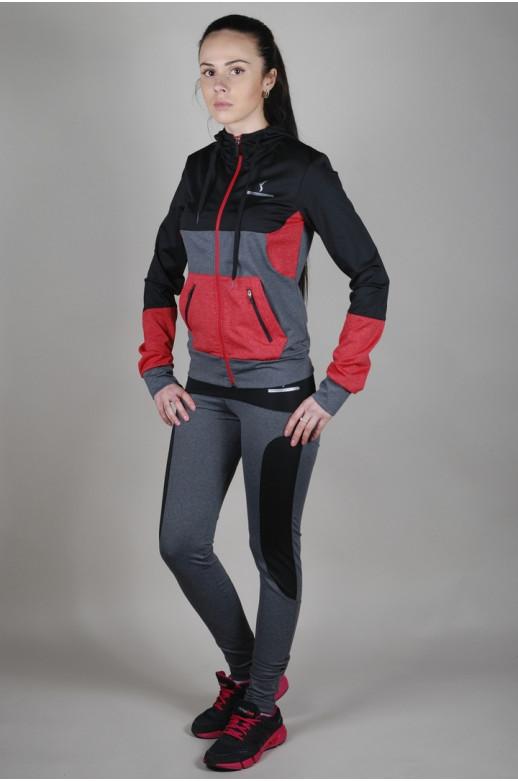 Женский спортивный костюм Speed Life (0094-1)