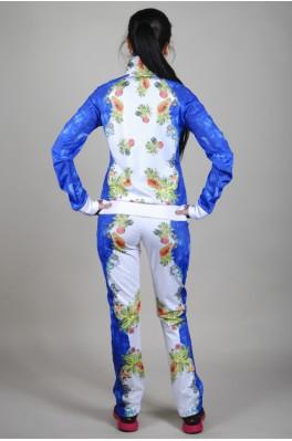 Женский спортивный костюм Speed Life (0123-1)