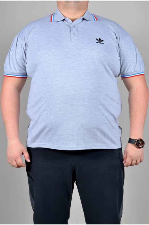 Футболка Adidas батал (629-2)