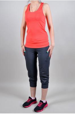 Спортивный костюм Adidas (Бриджи + майка) (4033-1)