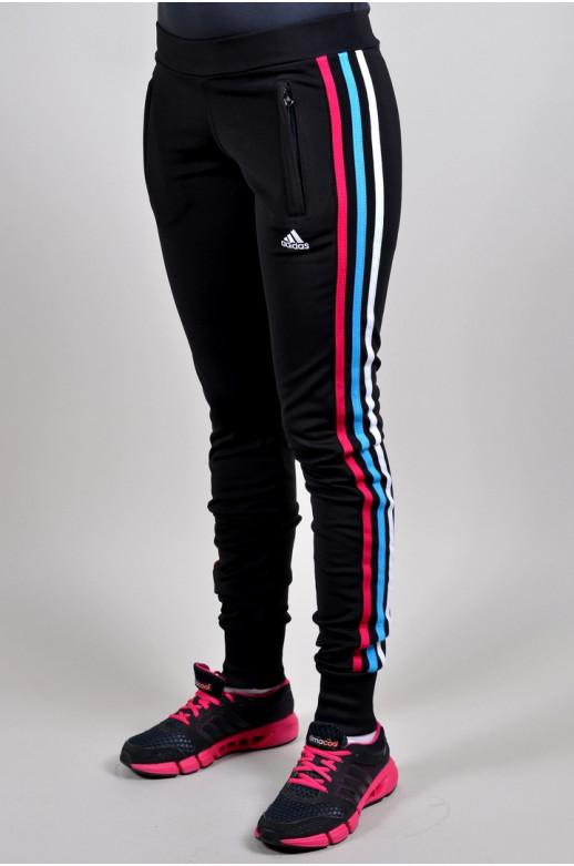 Спортивные брюки Adidas  летние (4642-1)