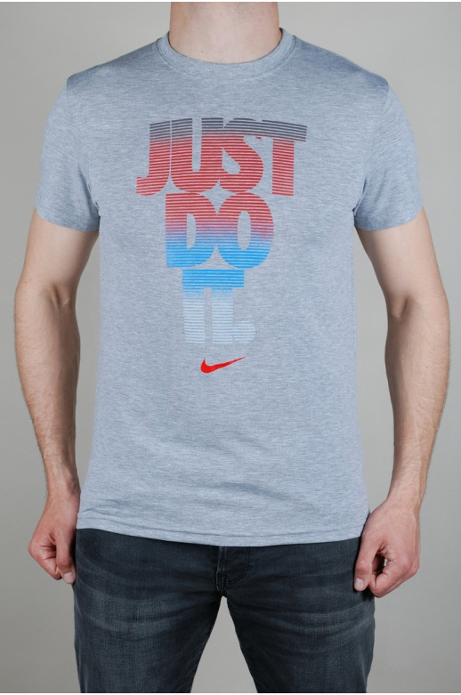 Футболка Nike Just do it (Line-8)
