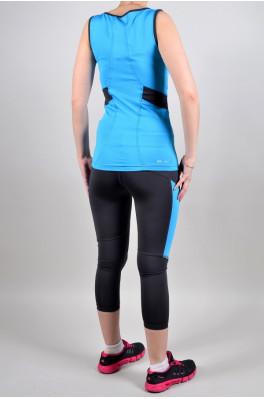 Спортивный костюм Nike (Бриджи + майка) (4025-2)