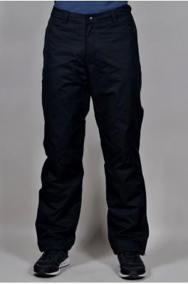 Зимние спортивные брюки Adidas на флисе. (88049)